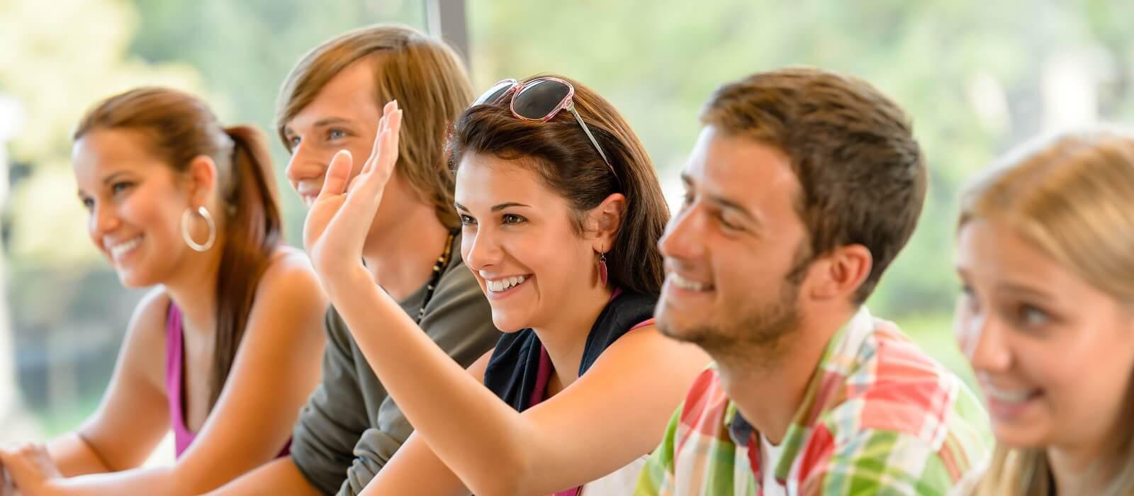 Grupowe kursy językowe